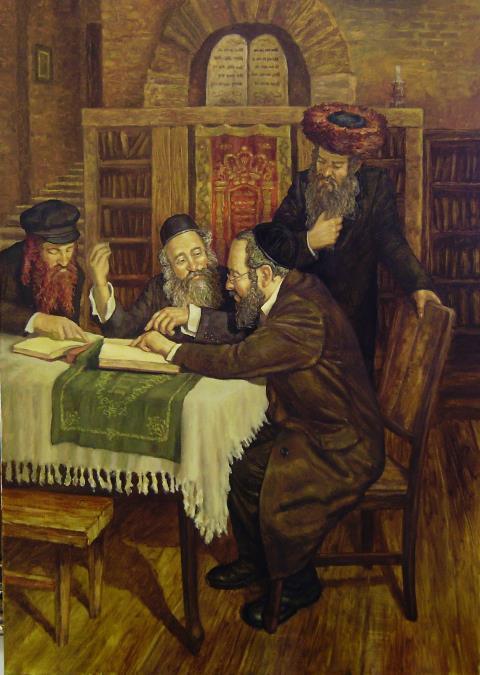 Torah Debate